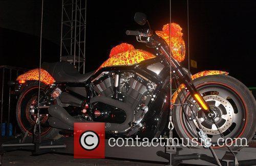 Cosmic Harley Harley Davidson showcase: Unveiling of Cosmic...