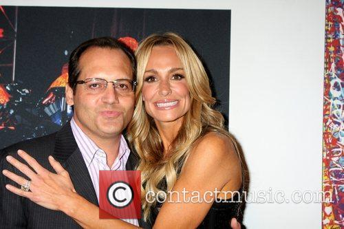Russell Armstrong and Taylor Armstrong Harley Davidson showcase:...
