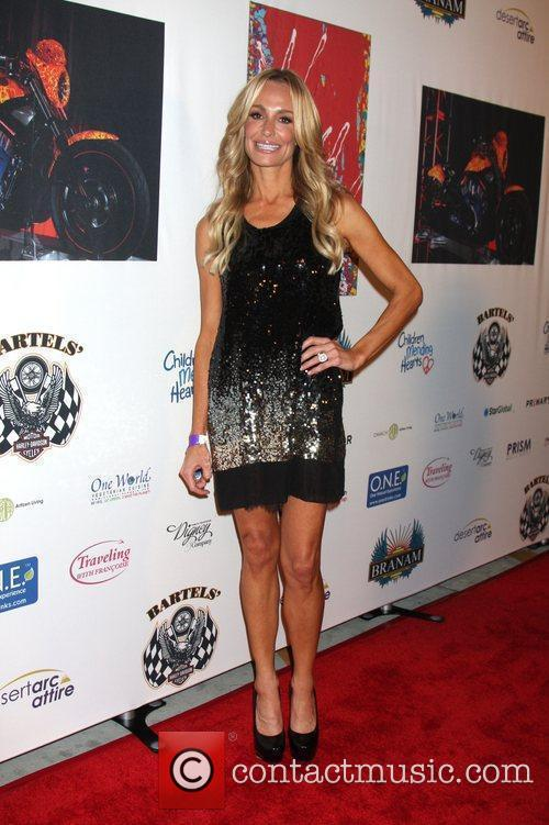 Taylor Armstrong Harley Davidson showcase: Unveiling of Cosmic...