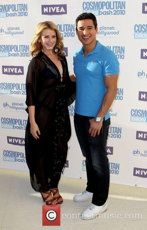 Lauren Bosworth and Mario Lopez 6