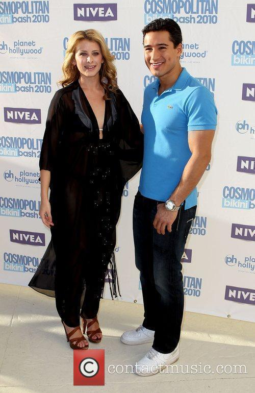 Lauren Bosworth and Mario Lopez 9