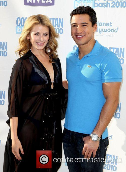 Lauren Bosworth and Mario Lopez 8