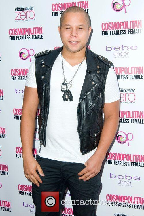 Cosmopolitan Magazine Summer Friday party held at The...
