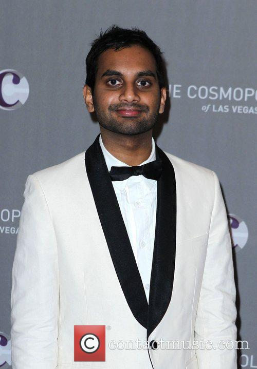Aziz Ansari   The Cosmopolitan Grand Opening...