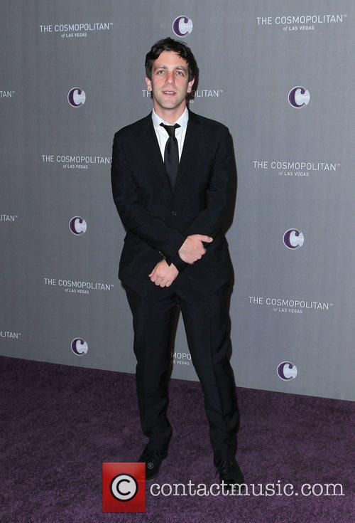 B J Novak   The Cosmopolitan Grand...