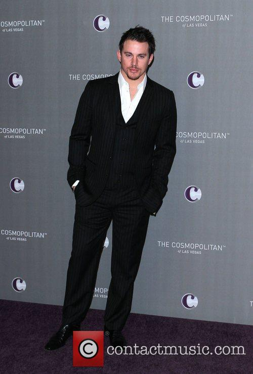 Channing Tatum   The Cosmopolitan Grand Opening...