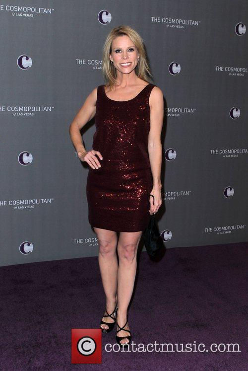 Cheryl Hines   The Cosmopolitan Grand Opening...