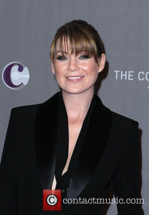 Ellen Pompeo, Celebration and Las Vegas 2