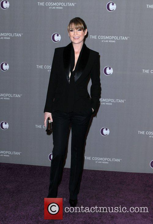 Ellen Pompeo, Celebration and Las Vegas 1