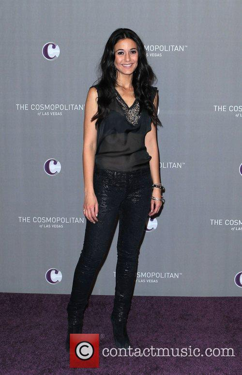 Emmanuelle Chriqui, Celebration and Las Vegas 2
