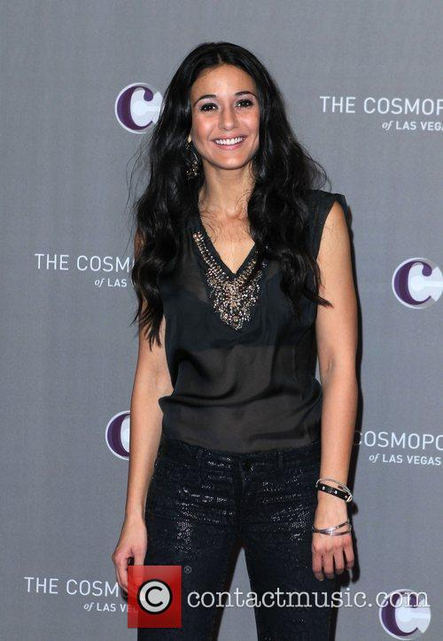 Emmanuelle Chriqui, Celebration and Las Vegas 1