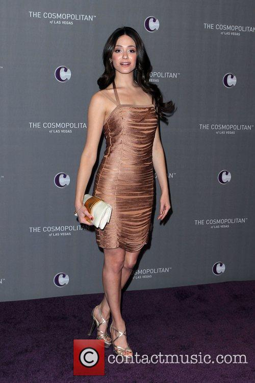 Emmy Rossum, Celebration and Las Vegas 4