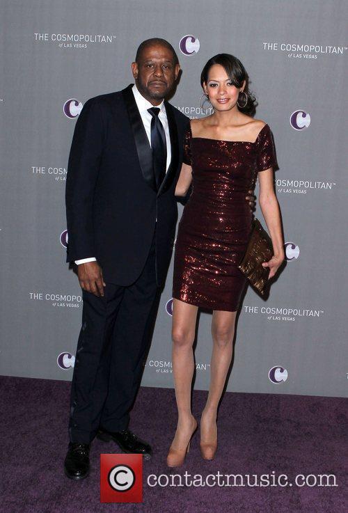 Forest Whitaker, Keisha Whitaker   The Cosmopolitan...