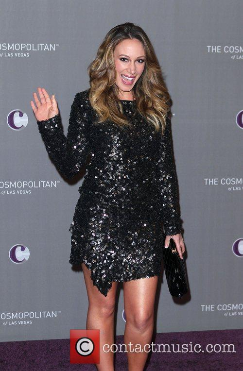 Haylie Duff, Celebration and Las Vegas 1