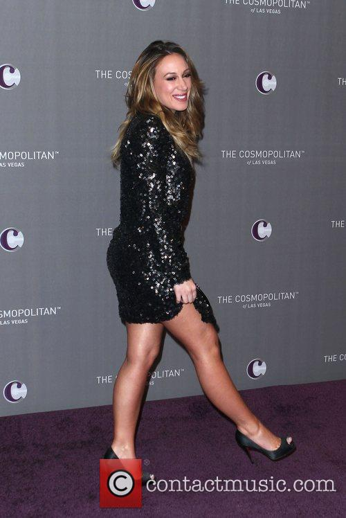Haylie Duff, Celebration and Las Vegas 3