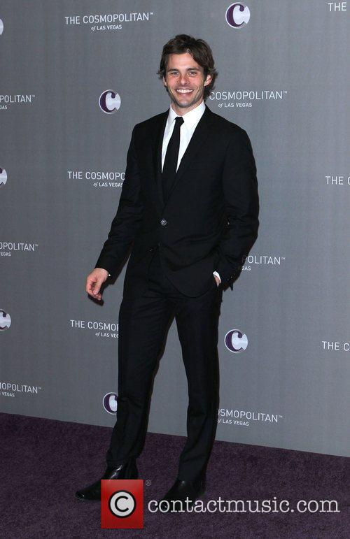 James Marsden, Celebration and Las Vegas 1