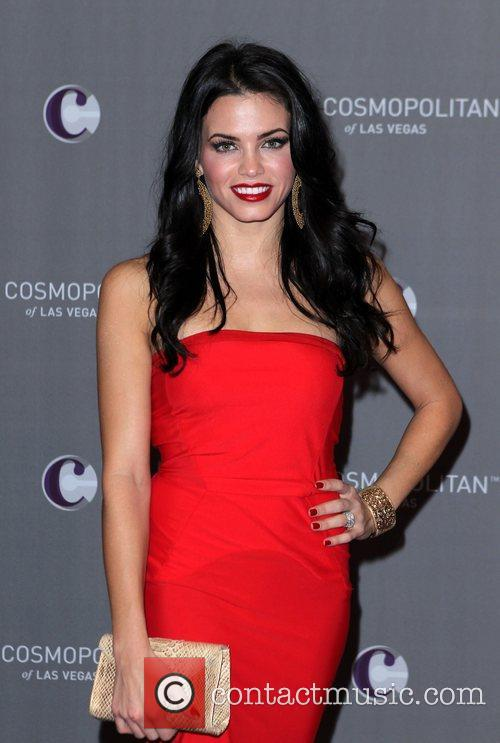 Jenna Dewan, Celebration and Las Vegas 2