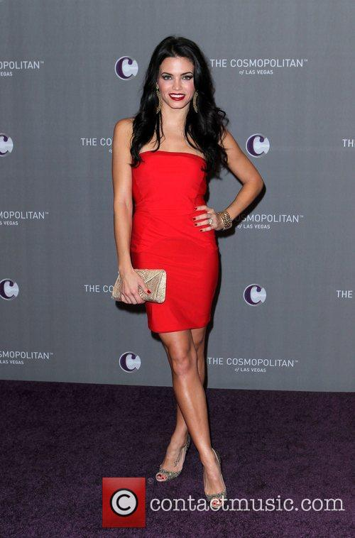 Jenna Dewan, Celebration and Las Vegas 1