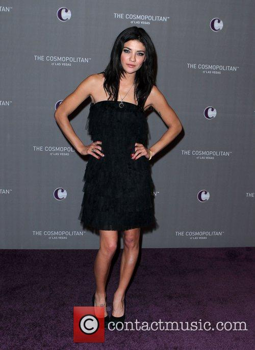 Jessica Szohr, Celebration and Las Vegas 3