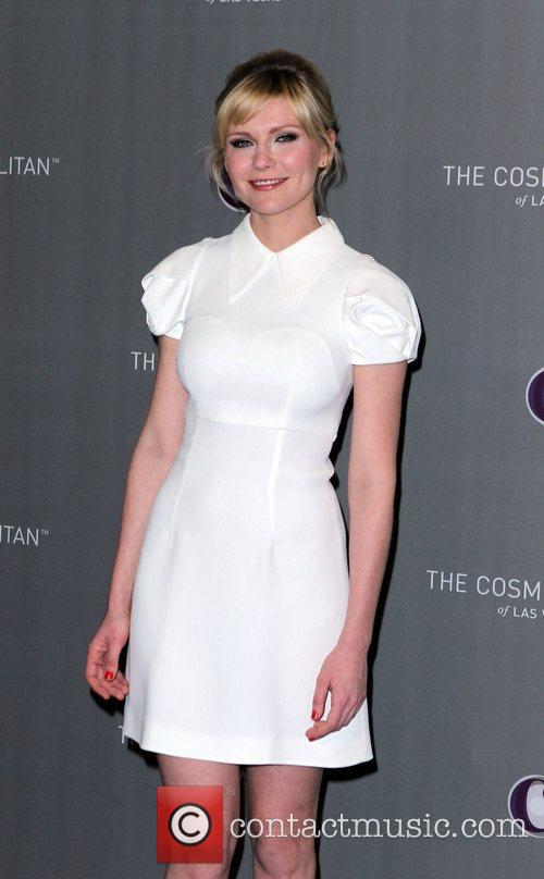 Kirsten Dunst, Celebration and Las Vegas 2