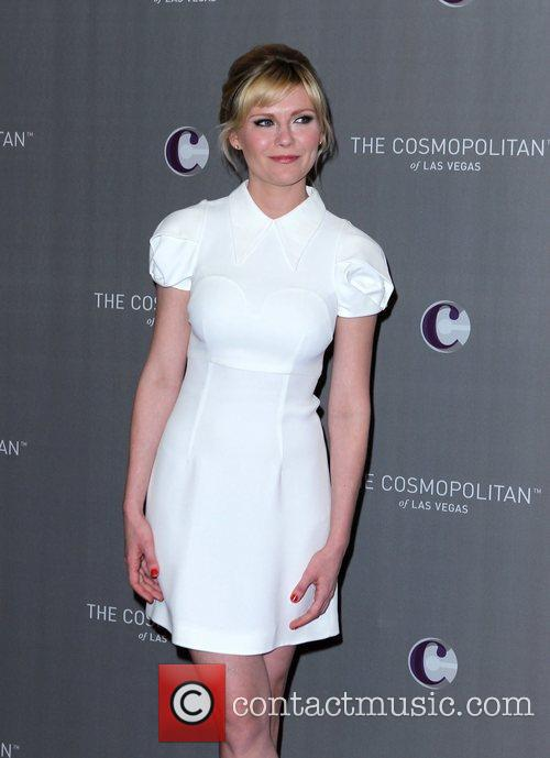 Kirsten Dunst, Celebration and Las Vegas 4