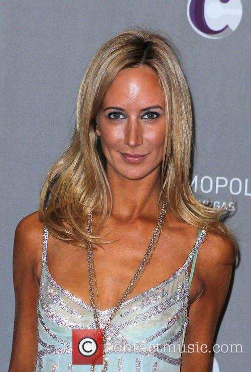 Lady Victoria Hervey, Celebration and Las Vegas 2