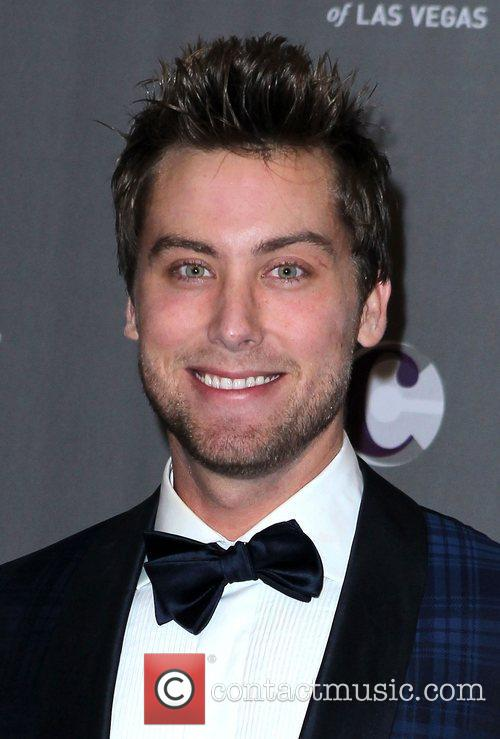 Lance Bass, Celebration, Las Vegas
