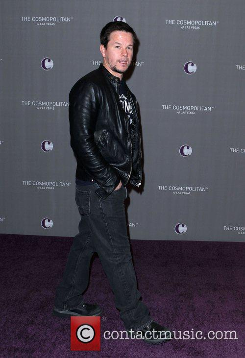 Mark Wahlberg   The Cosmopolitan Grand Opening...