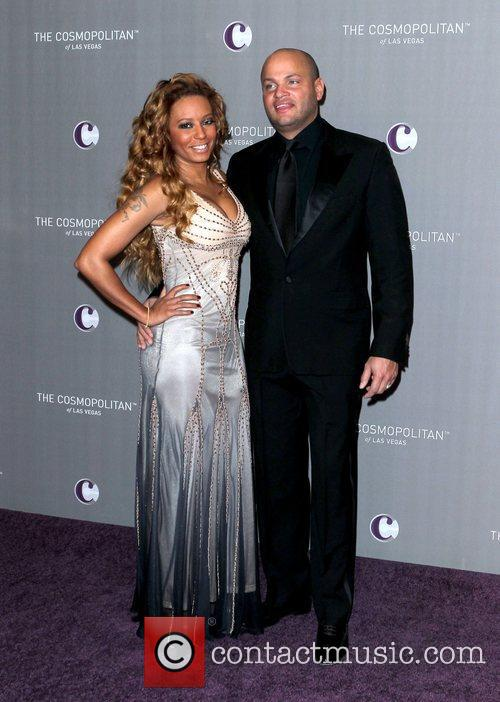 Mel B and stephen Belafonte   The...