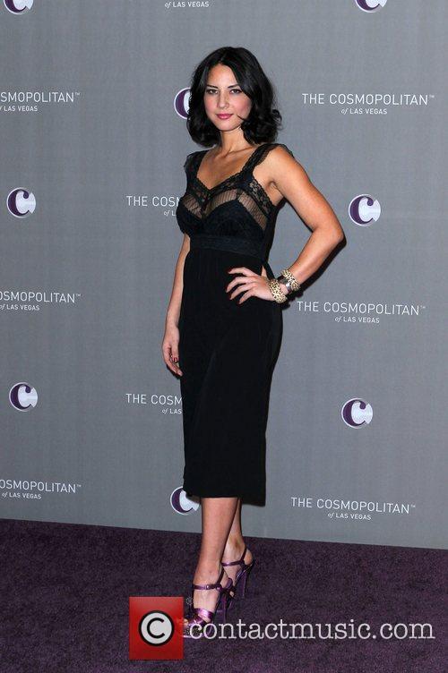 Olivia Munn, Celebration and Las Vegas 2