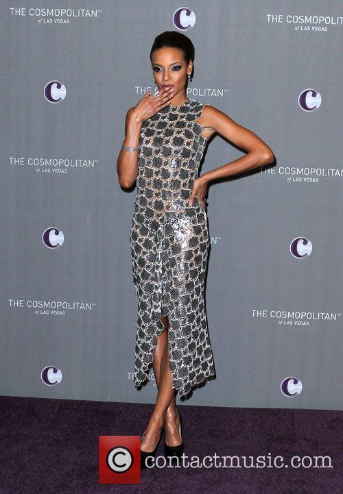 Selita Ebanks, Celebration and Las Vegas 1