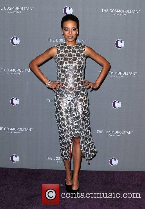 Selita Ebanks, Celebration and Las Vegas 5
