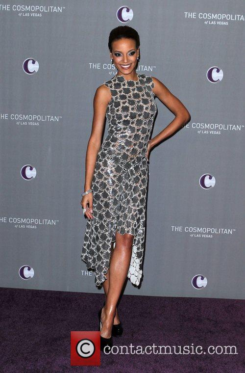 Selita Ebanks, Celebration and Las Vegas 3