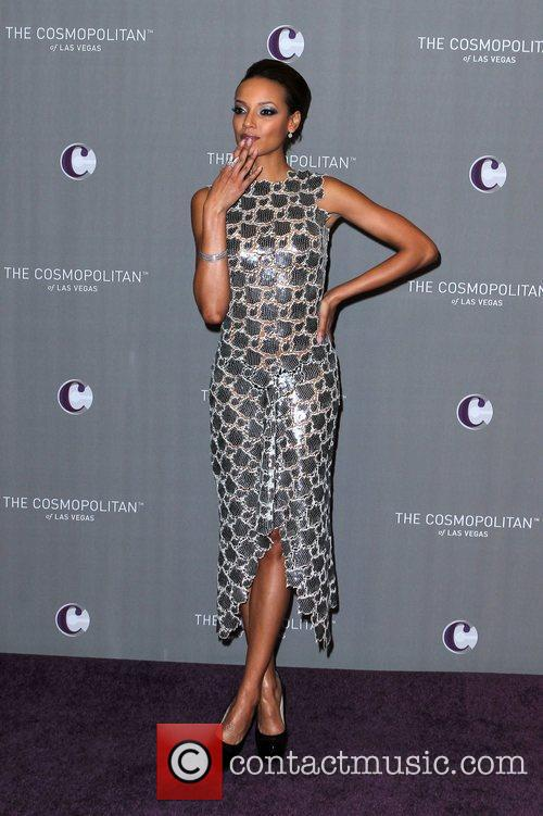 Selita Ebanks, Celebration and Las Vegas 2