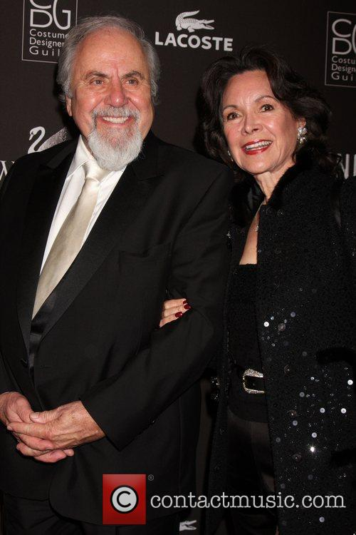 George Schlatter and Jolie Schlatter