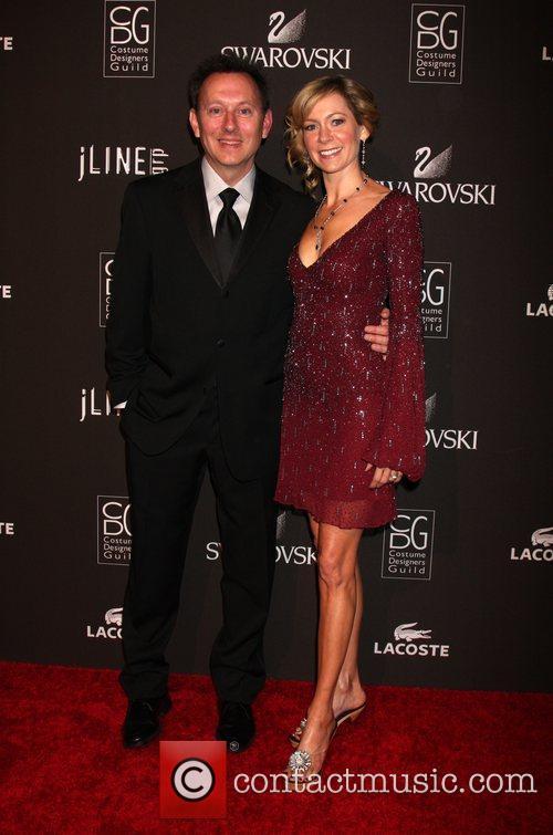 Michael Emerson and Carrie Preston 2