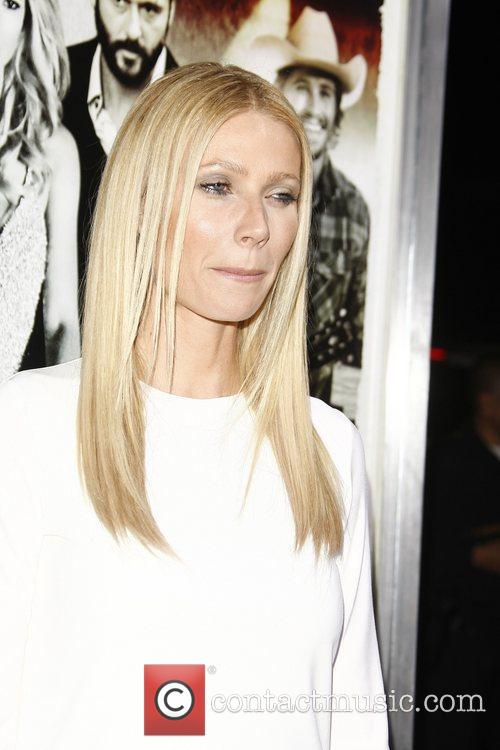 Gwyneth Paltrow Screening of 'Country Strong' held at...