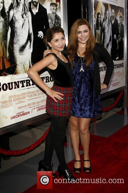 Julianna Rose and Jennessa Rose Screening of 'Country...