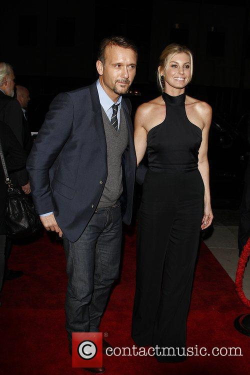 Tim Mcgraw, Faith Hill and Mann 2