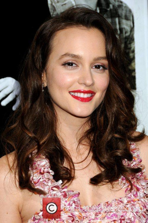 Leighton Meester and Mann 1