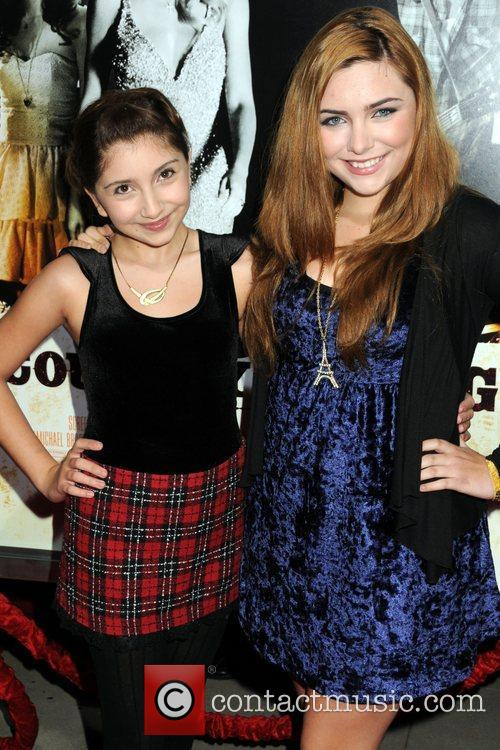 Jennessa Rose and Julianna Rose Screening of 'Country...