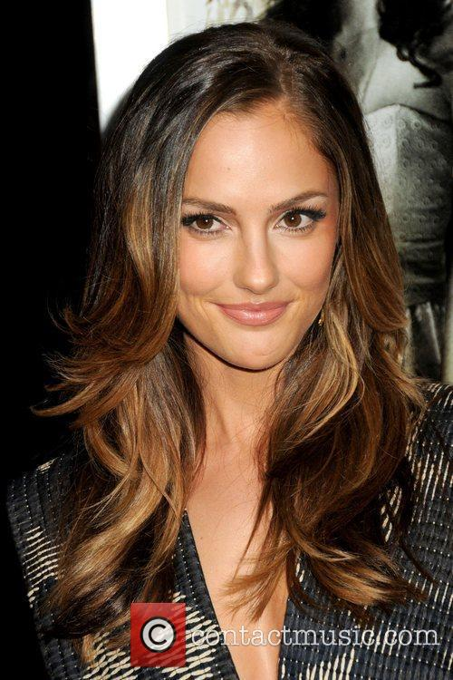 Minka Kelly and Mann 6