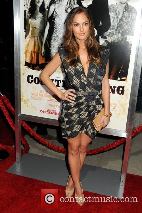 Minka Kelly and Mann 5
