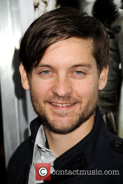 Tobey Maguire and Mann 1