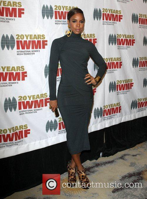 Kelly Rowland The International Women's Media Foundation's Courage...