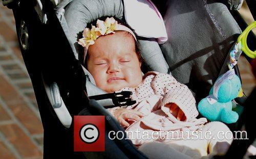 Gia Francesca Lopez daughter of Mario Lopez and...