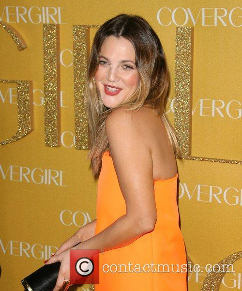 Drew Barrymore COVERGIRL Celebrate their 50th Anniversary at...