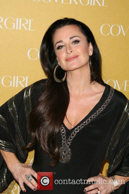 Kyle Richards COVERGIRL Celebrate their 50th Anniversary at...