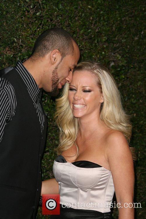 Hank Baskett and Kendra Wilkinson 2