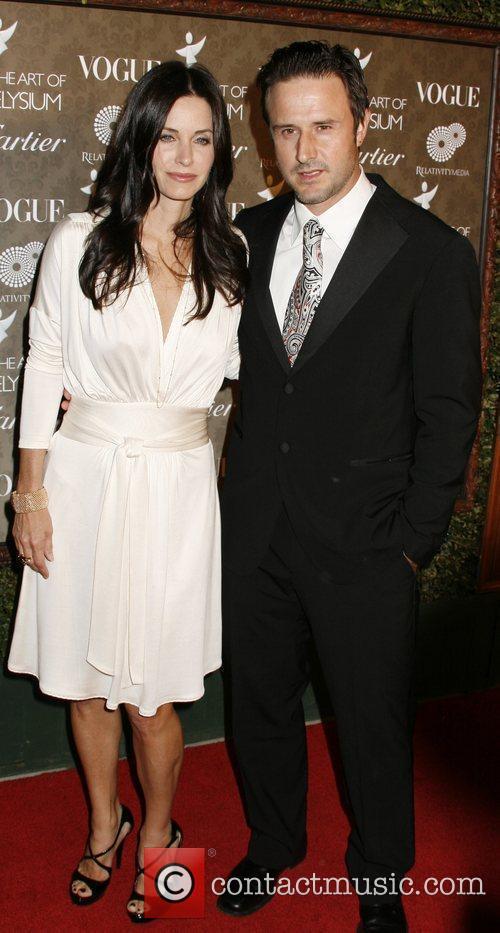 Courteney Cox and David Arquette 3